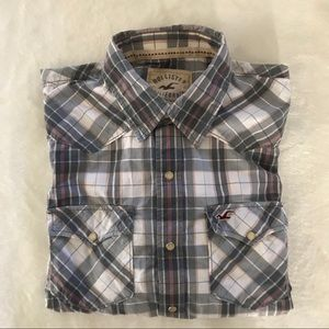 Holster Button Up Top Size  XL